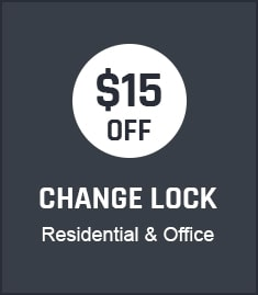 Change Lock Coupon